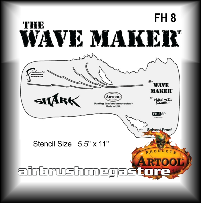 FH 8 Wave Maker Page