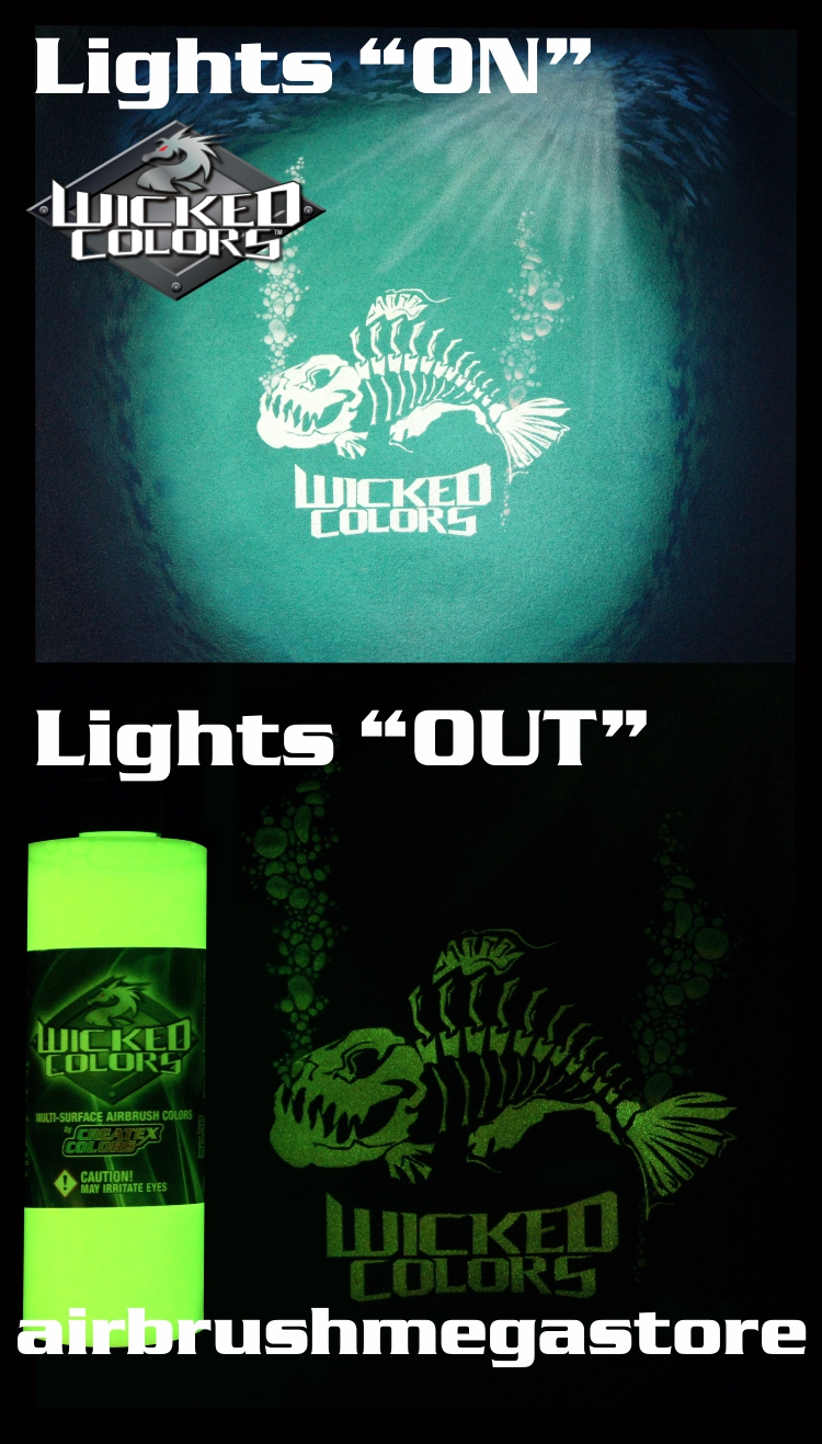 Page Image Glow In The Dark