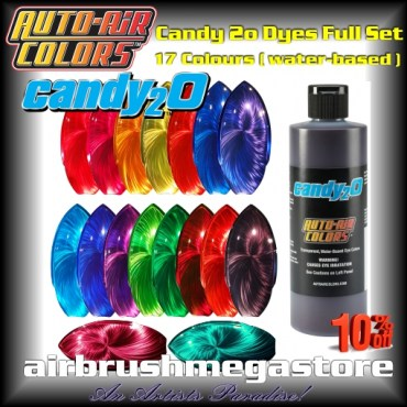 AA Candy 2o full set