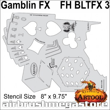 Artool Blasted FX Gamblin FX