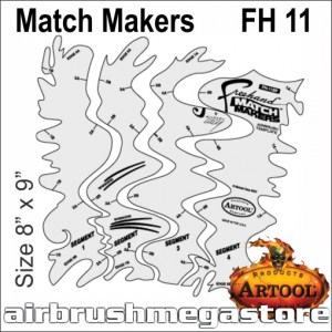 Artool FH 11 Match Makers