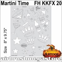 Artool FH KKFX 20 Martini Time