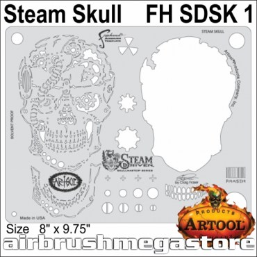 Artool FH SDSK 1 Steam Driven Steam Skull