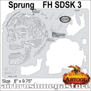 Artool FH SDSK 3 Steam Driven Sprung
