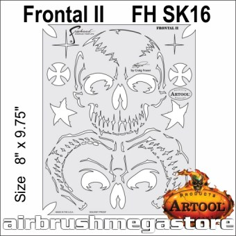 Artool FH SK 16 The Return Of Skullmaster Frontal 11