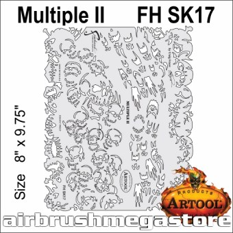 Artool FH SK 17 The Return Of Skullmaster Multiple 11