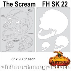 Artool Horror Of Skullmaster The Scream