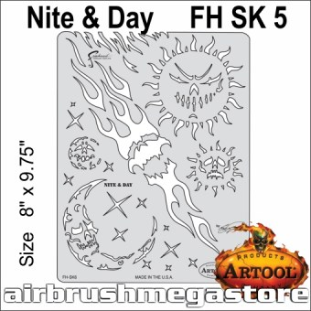 Artool Son Of Skullmaster FH SK 5 Nite & Day