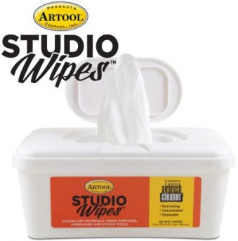 Artool Studio Wipes Dispenser Tub of 80