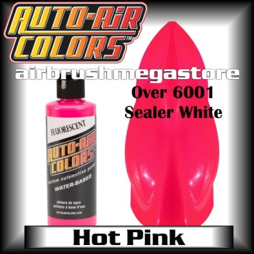 Auto-Air Colors 4260 Fluorescent Hot Pink