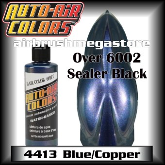 Auto-Air Colors 4413 Flair Tint Blue-Copper