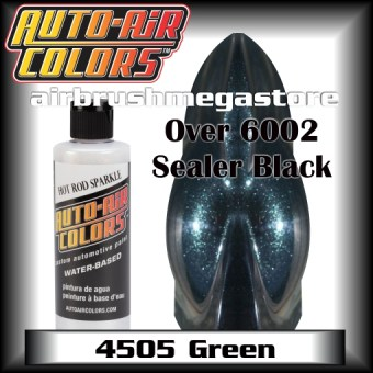 Auto-Air Colors 4505 Hot Rod Sparkle Green