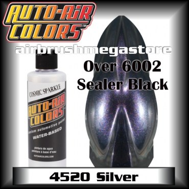 Auto-Air Colors 4520 Cosmic Sparkle Silver