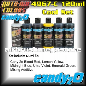 Auto-Air Colors Candy 2o Cool Set 4967-C