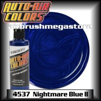 Auto-Air Colors Sparklescent 4537 Nightmare Blue ll