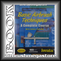 Book Basic Airbrush Techniques