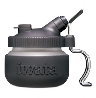 Iwata Universal Airbrush Spray Out Pot