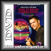 Dvd Createx How To Begin Airbrushing