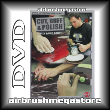 Dvd Cut Buff & Polish By David Brost