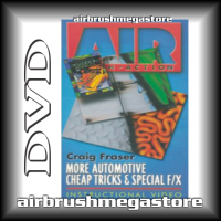 Dvd More Automotive Cheap Tricks & Special FX Craig Fraser