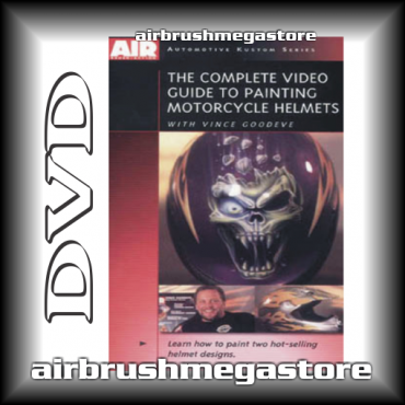 Dvd The Complete Guide To Motor Cycle Helmets Vince Goodeve