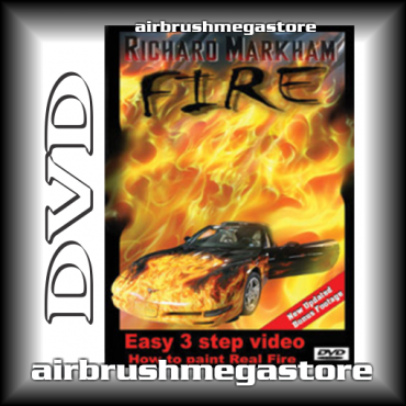 Fire dvd Richard Markham