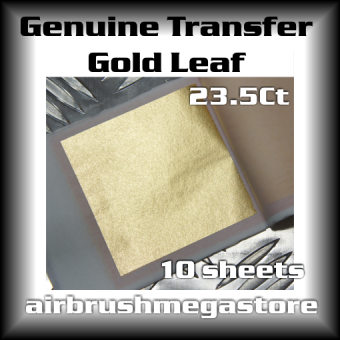 Genuine Transfer Gold Leaf