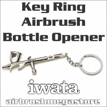Iwata Airbrush Key Ring Novelty7