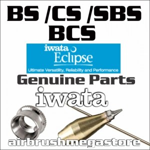 Iwata Eclipse BS-SBS-CS-BCS Parts Product Image