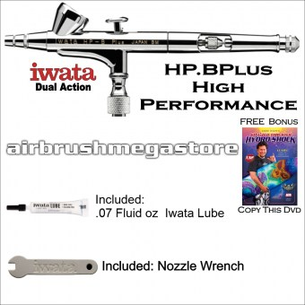 Iwata High Preformance HP-B Plus3