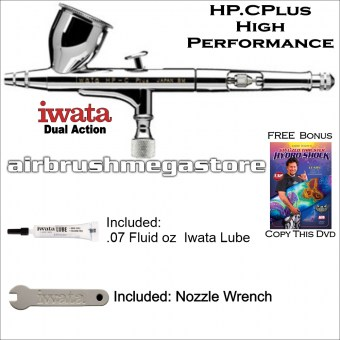 Iwata High Preformance HP-C Plus9