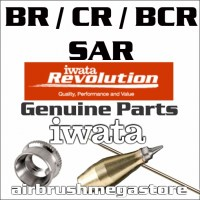 Iwata Revolution BR-CR-BCR-SAR Parts Product Image