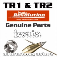 Iwata Revolution TR Parts Product Image