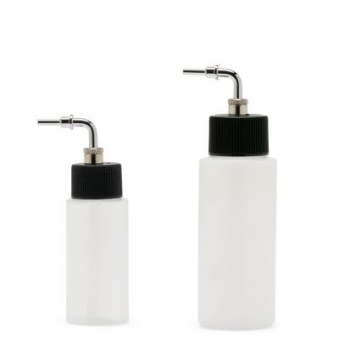 Iwata Side Feed Solvent Proof Bottle