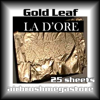 La Dore Composition Gold Leaf