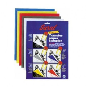 Saral Tracing A4 Sample Pack Transfer Paper