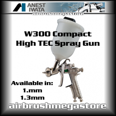 W300 Compact High TEC Spray Gun