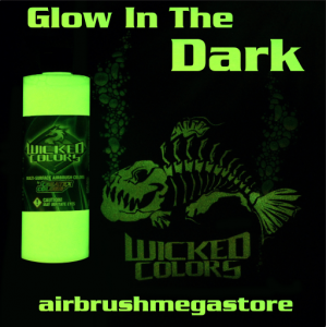 Wicked Colors Glow In The Dark Logo