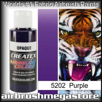 createx colors 5202-opaque-purple airbrush paint