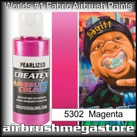 createx colors 5302-pearl-magenta airbrush paint