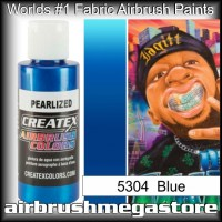 createx colors 5304-pearl-blue airbrush paint