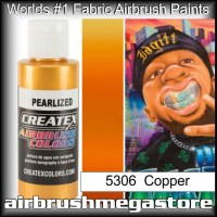 createx colors 5306-pearl-copper airbrush paint