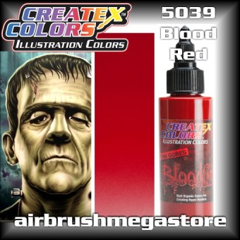 createx-illustration colors-5039-blood-red